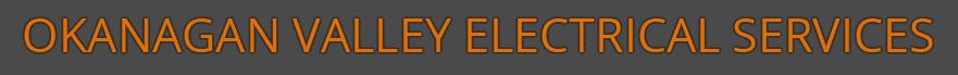 Okanagan Valey Electric Services